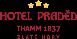 Hotel Praděd Thamm Logo