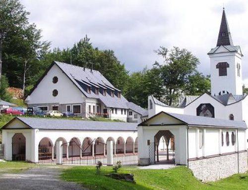Poutní místo Panny Marie Pomocné Maria Hilf