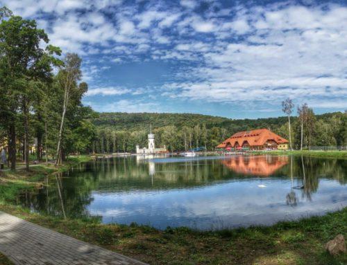 Park Ztracené město Rosenau